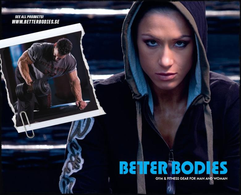 одежда для фитнеса better bodies